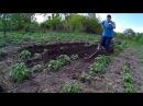 Лебедка с болгарки своими руками окучиваем картошку