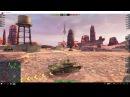 Игра взводом ИС4 T110E4 клан LVIV