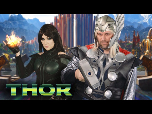 THOR Ragnarok Song   Thunder Parody   Screen Team
