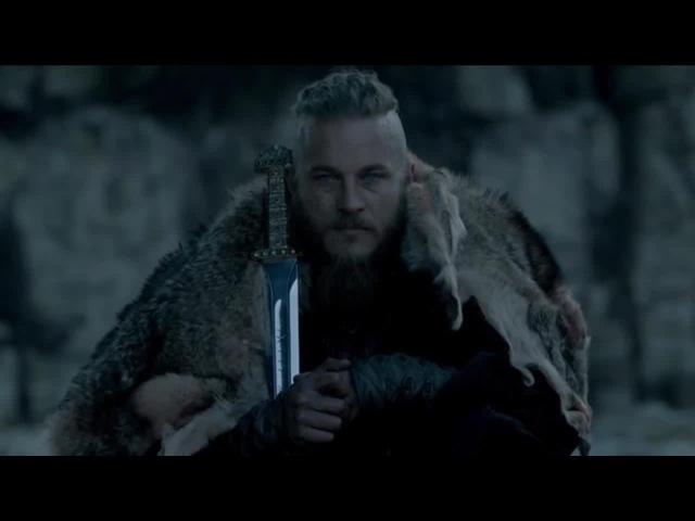 Король викингов думает на горе