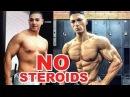 NO STEROIDS Transformation Andrei Deiu