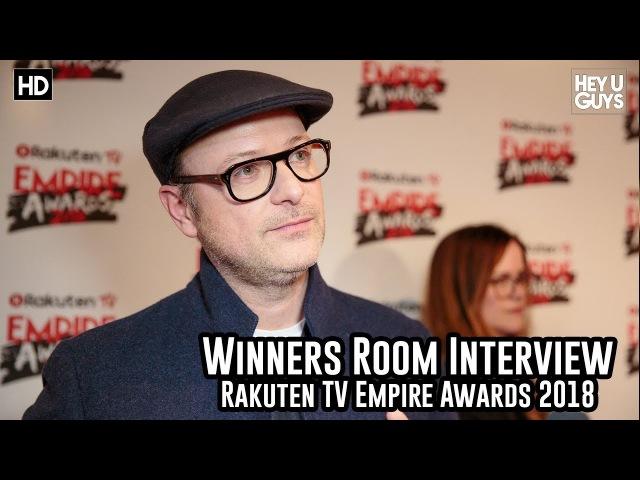 Matthew Vaughn on Kingsman 3 his love of Fantastic 4 - Empire Awards 2018 Red Carpet Interview