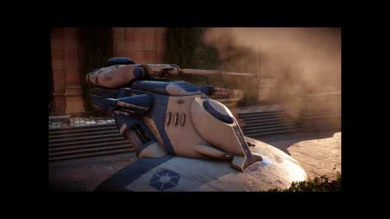 First Mini clip | Clone Wars | Star Wars Battlefront 2 [1080p]