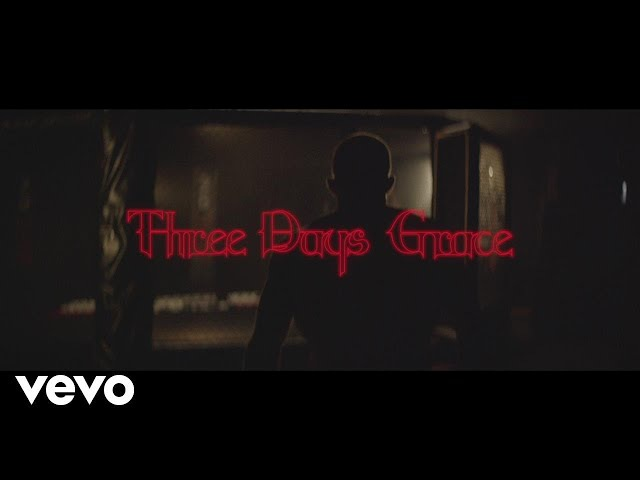 Three Days Grace - The Mountain (Official Video)