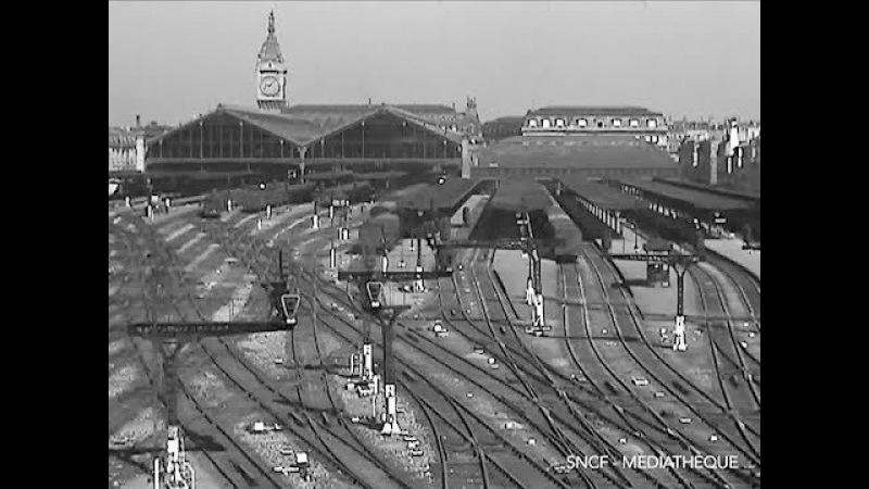 DE FILS EN AIGUILLES - 1950 SNCF Ferroviaire / French Trains