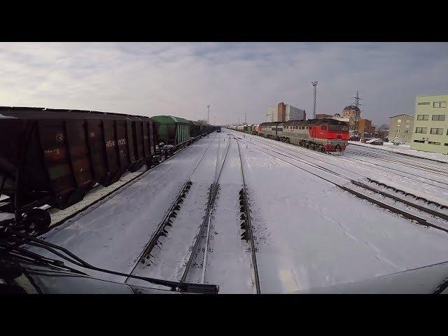 Железнодорожная линия Нарва-Тапа / Narva-Tapa railway line