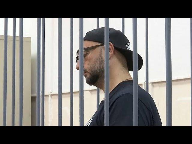 Серебренникова оставили под арестом