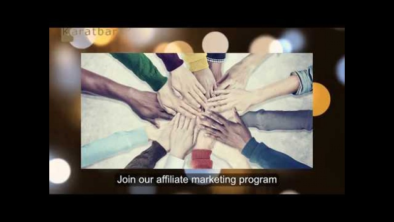 Product presentation Karatbars International