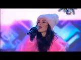 Виктория Дайнеко - Крылья (Новый год в прямом эфире, ТВЦ)