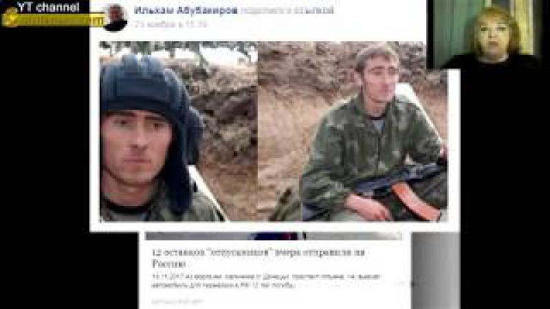 Груз 200 из Донбасса в Россию - до 50 тыс. за 4 года войны.