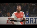 Монако Эвертон 13 тур сезон 2017 18