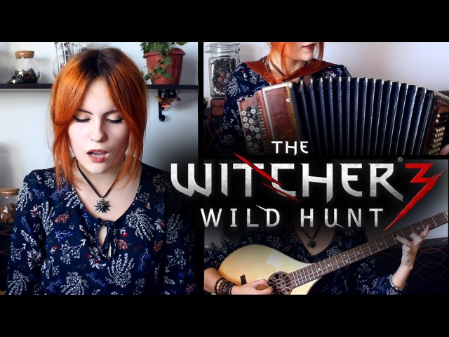 Sword of Destiny Witcher 3 Wild Hunt Gingertail Cover