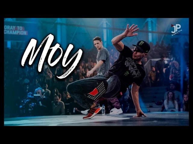 Bboy Moy ★ Legend Trailer 2018