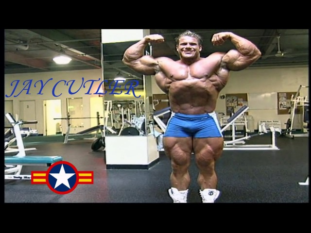 Jay Cutler Arms Workout For 1999 Mr Olympia YouTube 720p
