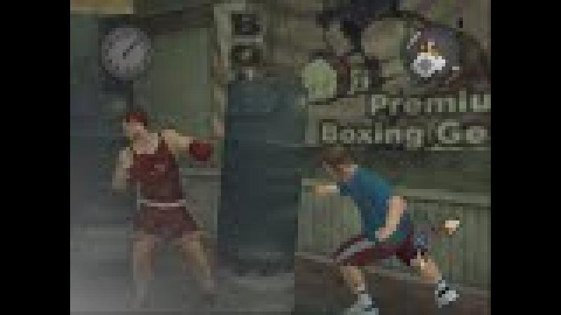 Canis Canem Edit PCSX2 - Nemesis (Gary boss) semi fighting style