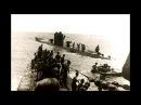 Немецкая подводная лодка U 156 встретила и двумя торпедами потопила британский во...