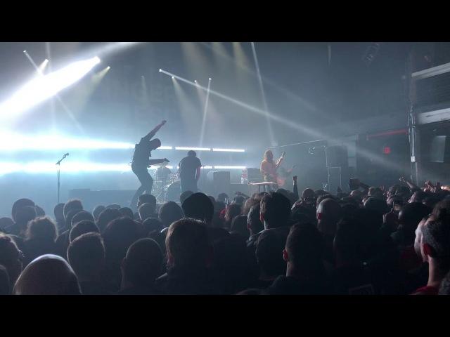 Malpractice (Faith No More) • Dillinger Escape Plan w/ Mike Patton Terminal 5 12/27/17