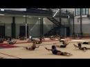 Сборы для гимнасток по художественной гимнастике с Екатериной Пирожковой, Франция, Монпелье. Часть 2