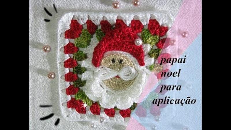 PAPAI NOEL PARA APLICAÇÃO ♥♥