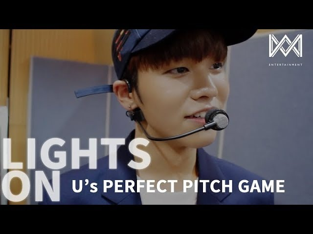 ONF [LIGHTS ON] Ep.14 U's PERFECT PITCH GAME