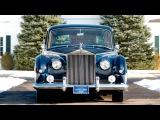 Rolls Royce Phantom V Park Ward Limousine '195963