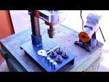 Самодельная стойка для дрели своими руками.Часть5.Homemade drill press cfvjltkmyfz cnjqrf lkz lhtkb cdjbvb herfvb.xfcnm5.homemad