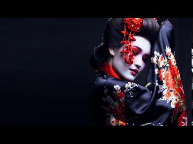 Koto Shakuhachi Music Japanese Famous Traditional Music GEISHA Good Sleep World
