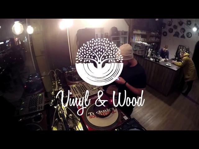 Vinyl Wood Instore Session w/ Randall M - 09.02.2017 Budapest (Vatos Locos)