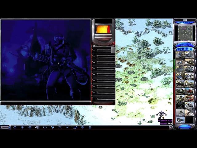 Red Alert 2 【extra battle】 REBORN [FFA 3] - Rich x I_Chample x RopeR