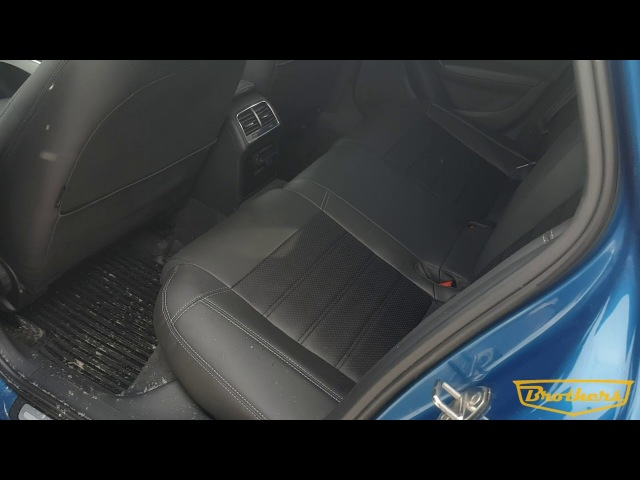 Чехлы для Audi A4 (B8), 2007- 2011