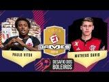 Paulo Vitor (Vasco da Gama) x Matheus Sávio (Flamengo) – Copa EI Games, FIFA 18, Desafio dos Boleiros