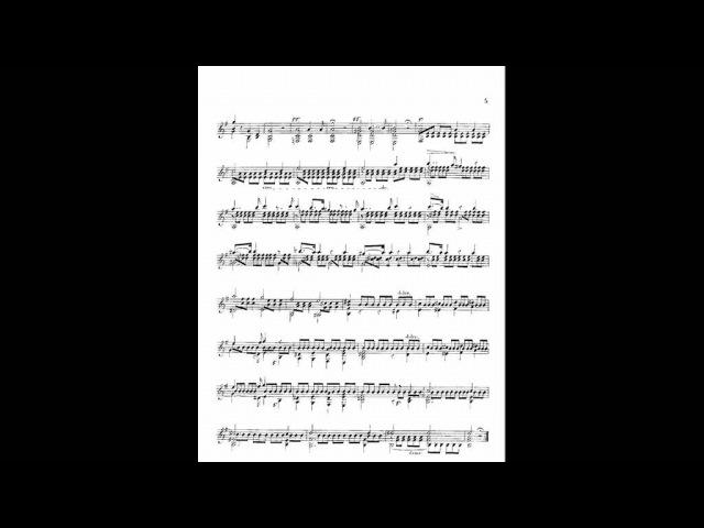 Fernando Sor: Fantasie Élégiaque op. 59 (Jure Cerkovnik)