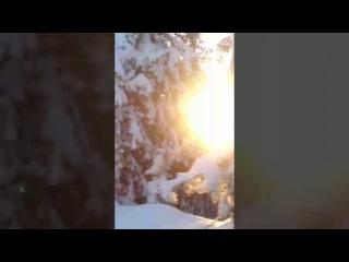 Зимова казка в Шушені.Тренувальний збір.