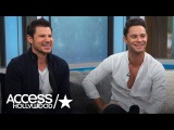 'DWTS' Nick Lachey &amp Sasha Farber Break Down Their Favorites For Disney Night Access Hollywood