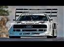 Best Of Audi Quattro on Hillclimb Racing - 5 Cylinder Pure Sound Compilation