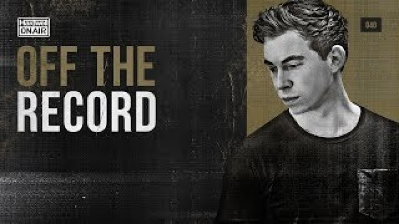 Hardwell On Air: Off The Record 040 (incl. Don Diablo Guestmix)