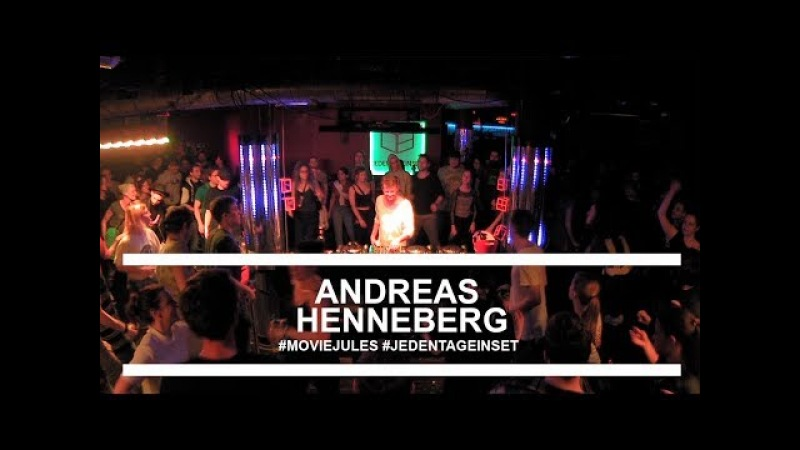 Andreas Henneberg @ JEDEN TAG EIN SET I Full Live Set I MOVIE JULES