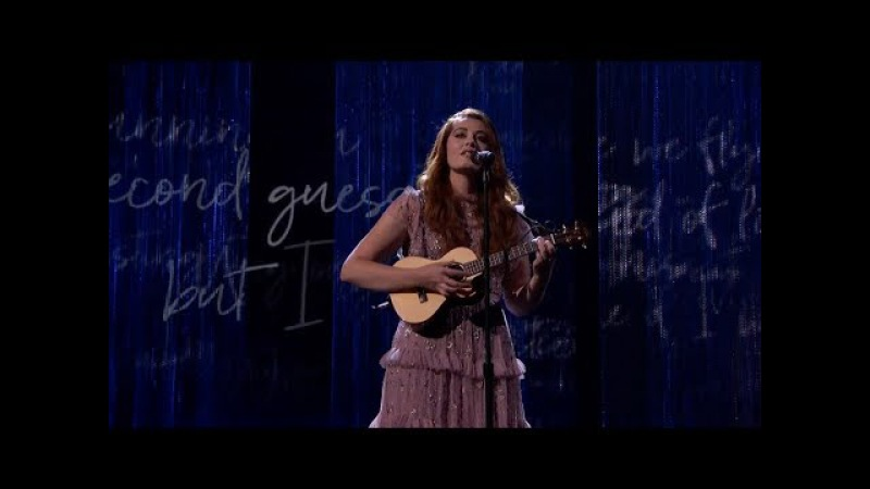 America's Got Talent 2017 Mandy Harvey Finals Full Clip S12E23