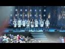 Выступление ансамбля Мурома на гала-концерте в День семьи, любви и верности