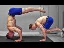 Учись владеть своим телом! Упражнения на баланс, координацию, сальто. АкроБро 2