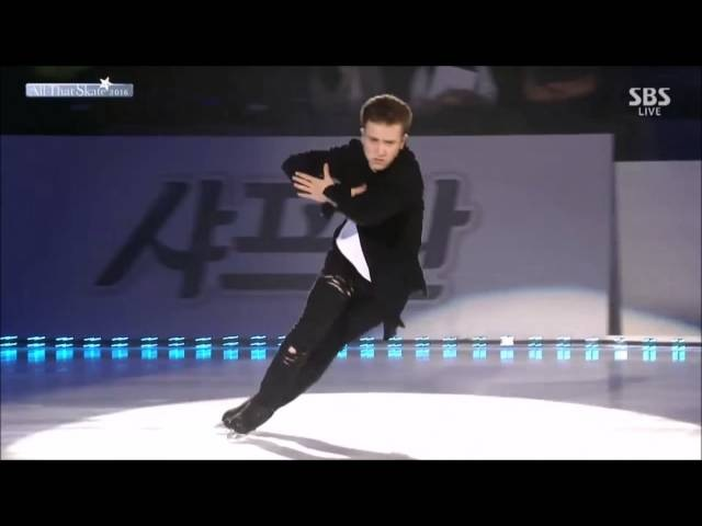 Misha Ge - Nam Taehyun's I'M YOUNG (좋더라) at All That Skate 2016