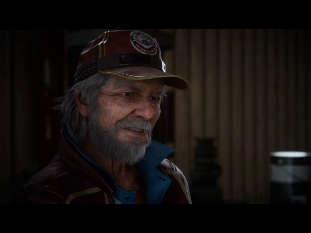 FINAL FANTASY XV - Cid Speaks of Regis and the Fall of Insomia