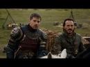 Нападений Дейнерис на драконе Дрогоне ,На армию Серсеи,во главе с Джейме Ланистером