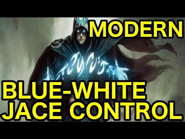 [MODERN] UW Jace Control vs. RG Tron (Deck Tech Match 1)