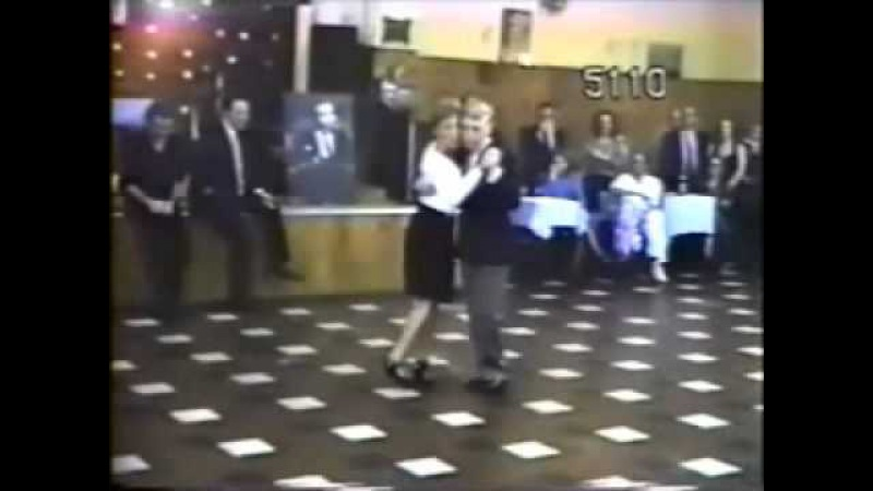 Petaca y Marta Anton, Bailando la Rosarina Juan D´arienzo y Reliquias Porteñas Francisco Canaro