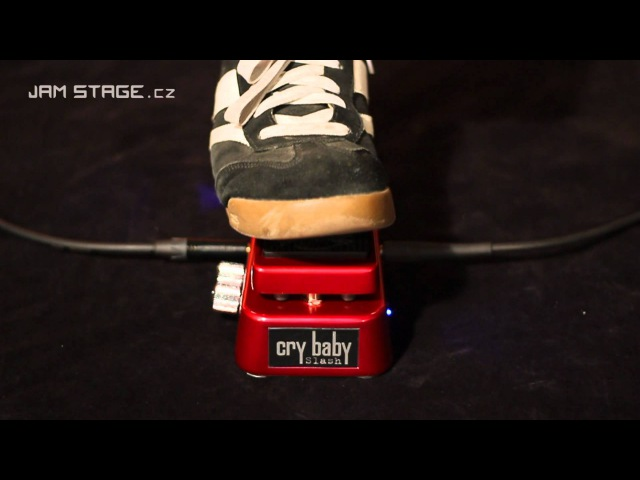 Dunlop SW95 Crybaby Slash Signature (Aivn)