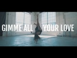 ALABAMA SHAKES - Gimme All Your Love Ashley Gonzales choreography