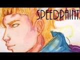 Speedpaint Caesar Zeppeli (JoJo's Bizarre Adventure)