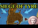 The Siege of Tyre 332 BC