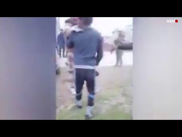 GRAPHIC: Iraqi forces seen torturing people they accuse of being members of Daesh